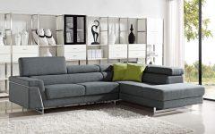Cloth Sectional Sofas