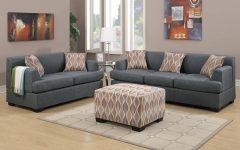 Blue Gray Sofas