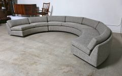 Circular Sectional Sofa