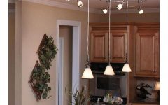 Flexible Track Lighting with Pendants