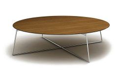 Extra Large Round Coffee Table Ottoman