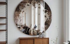 Antique Frameless Mirrors