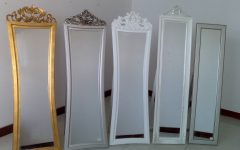 Free Standing Dressing Mirrors