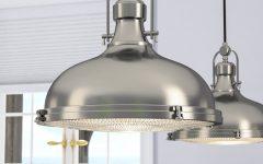 Freeda 1-light Single Dome Pendants