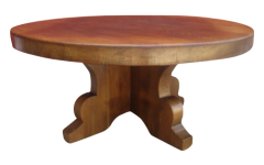 Rustic Round Coffee Tables Used