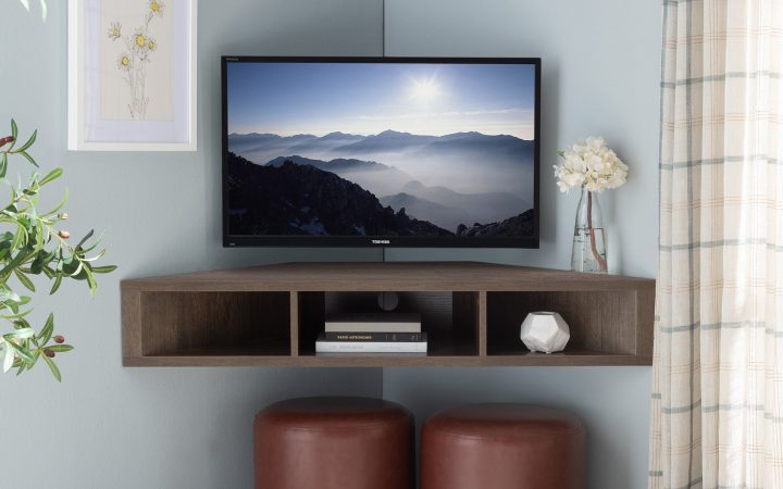 """Aaliyah Floating Tv Stands for Tvs Up to 50"""""""
