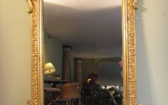 French Gilt Mirrors