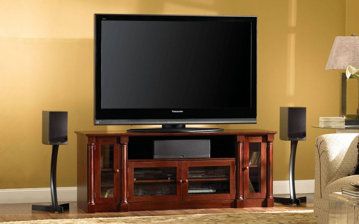 Cherry Wood Tv Stands