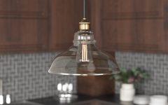 Fresno Dome 1-Light Bell Pendants