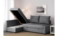Corner Sofa Bed With Storage Ikea