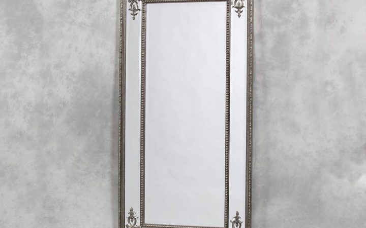 Silver Full Length Mirrors