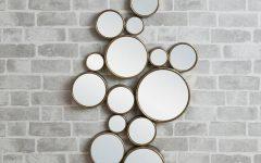 Funky Round Mirrors