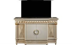 Gold Tv Cabinets