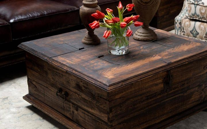 Trunk Chest Coffee Tables