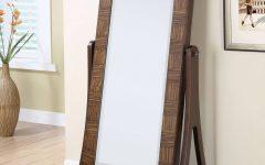 Cream Standing Mirrors