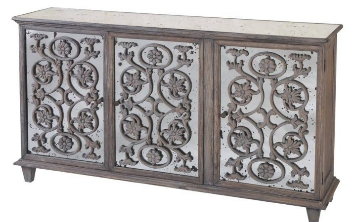 Silver Sideboards