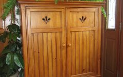 Enclosed Tv Cabinets With Doors