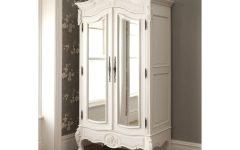 White French Armoire Wardrobes