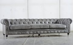 Affordable Tufted Sofa