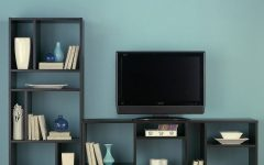 Bookshelf and Tv Stands