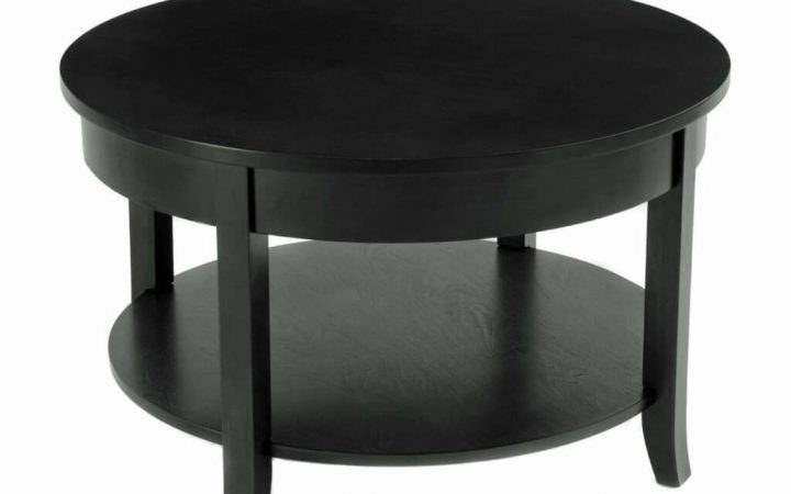 Small Circle Coffee Tables