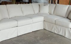 Slipcovers for Sectional Sofas with Recliners
