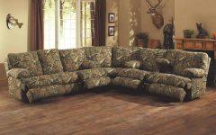 Camouflage Sofas