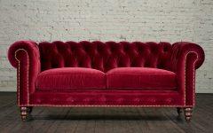 Velvet Sofas Sectionals