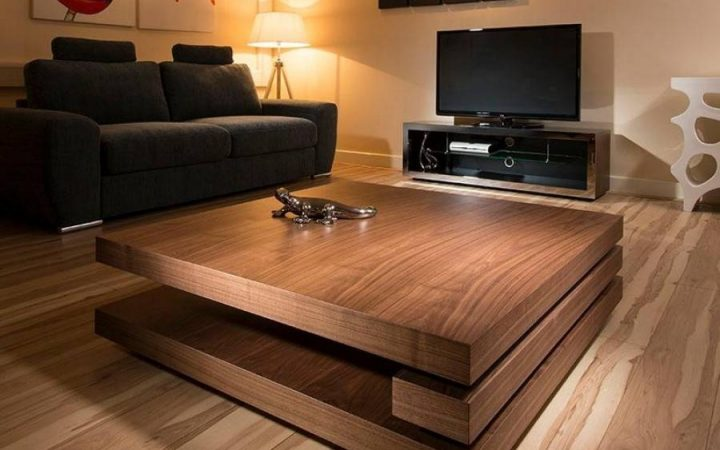 Extra Large Low Coffee Tables