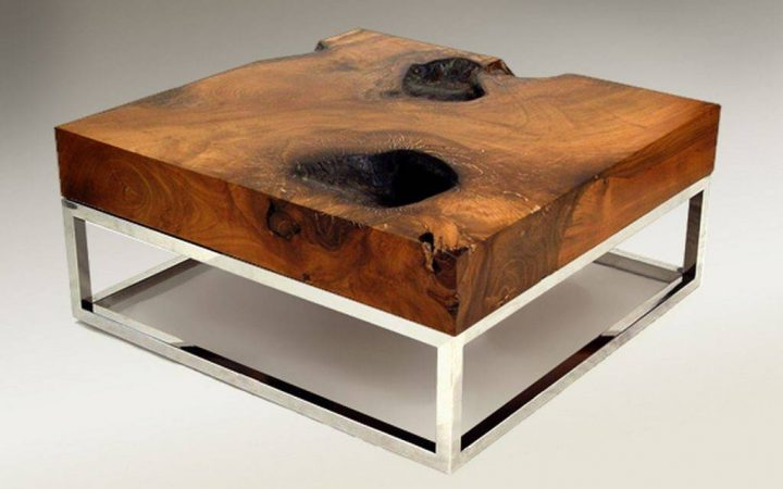 Unusual Wooden Coffee Tables