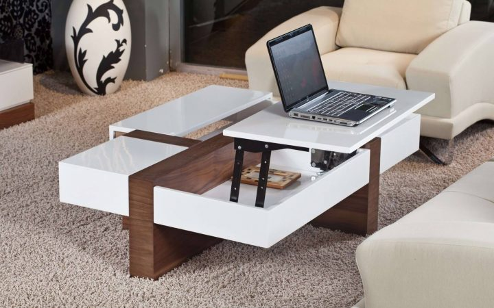 Modern Coffee Tables With Storage