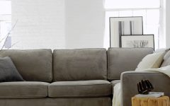 West Elm Henry Sectional Sofas