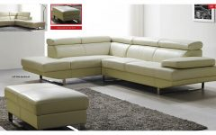 Sleek Sectional Sofas