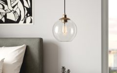 Gehry 1-Light Single Globe Pendants