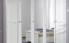 Large White Wardrobes