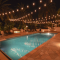 Outdoor Hanging Pool Lights
