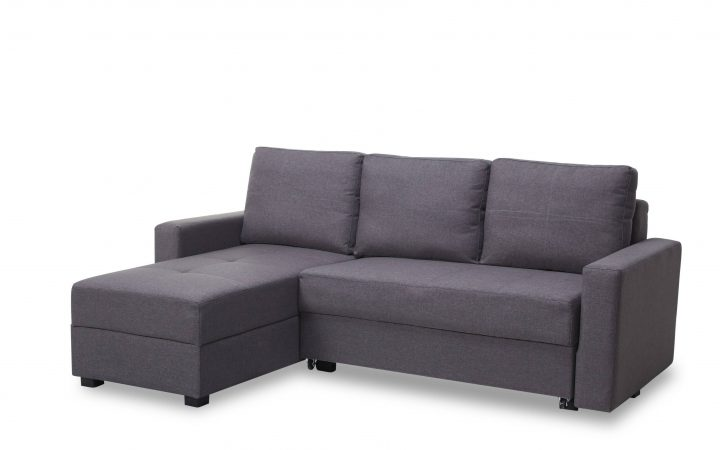 Sofa Beds with Storage Chaise