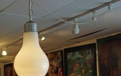 Giant Lights Bulb Pendants