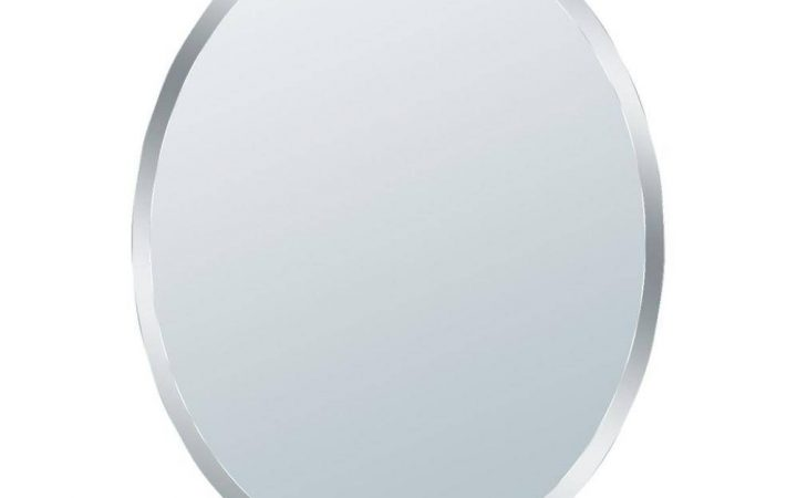 Small Bevelled Mirrors