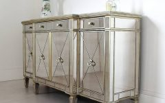 Venetian Sideboard Mirrors