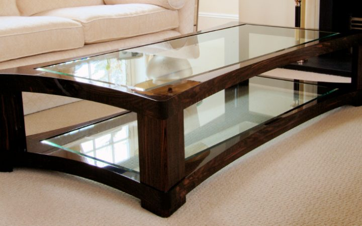 Glass Coffee Table Top Decors