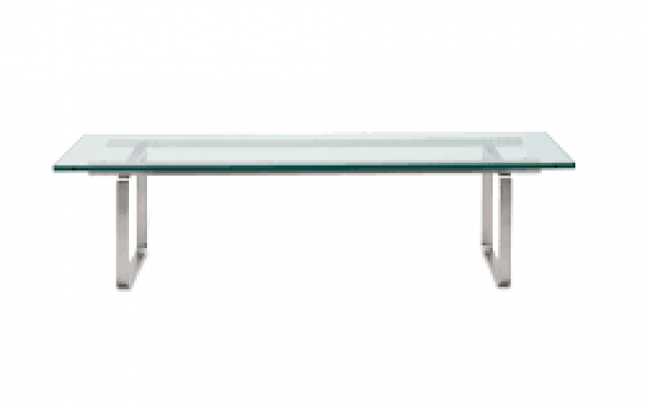 Glass Coffee Tables for Sale with Metal Base