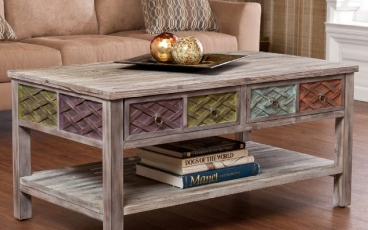 Living Room Glass Coffee Tables for Small Spaces