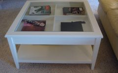 Glass Display Coffee Tables Ikea