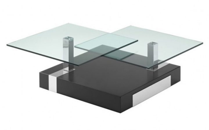 Contemporary Glass Modern Coffee Tables Sets