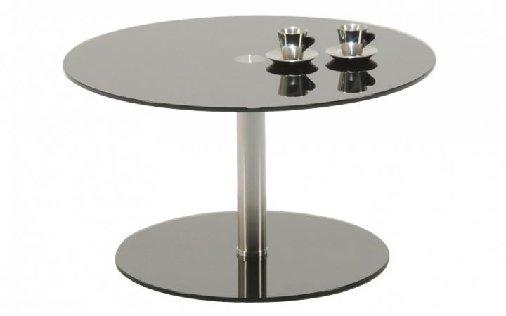 Small Glass Round Coffee Tables