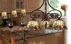 Tiffany Pendant Lights for Kitchen