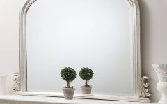 Over Mantle Mirrors