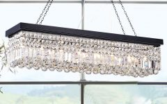 Gracelyn 8-light Kitchen Island Pendants