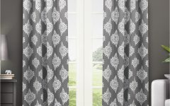 Gracewood Hollow Tucakovic Energy-efficient Fabric Blackout Curtains